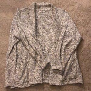 Madewell Grey Cardigan XL